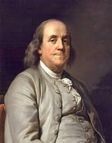 Inventor Benjamin Franklin's Birthday