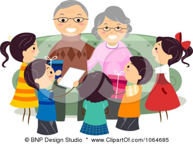 Spend Time With Grandchildren