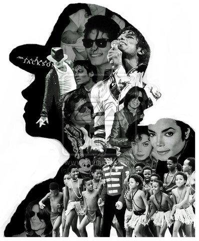 Aprendí sobre Michael Jackson en Julio, del dos mil nueve.