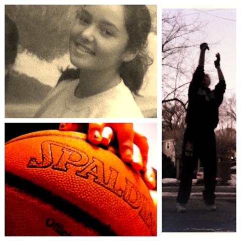 Jugué mi primer equipo de baloncesto en Diciembre  del dos mil ocho.