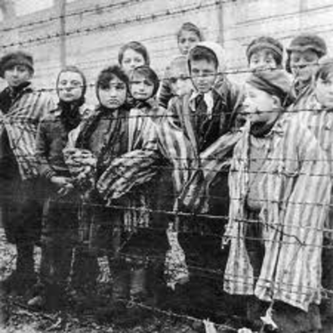 Many of Anne's family and friends are sent to concentration camps
