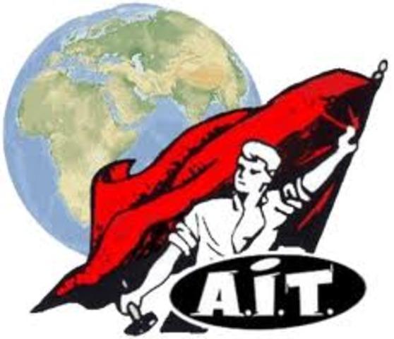 Asociación Internacional de Trabajadores AIT.