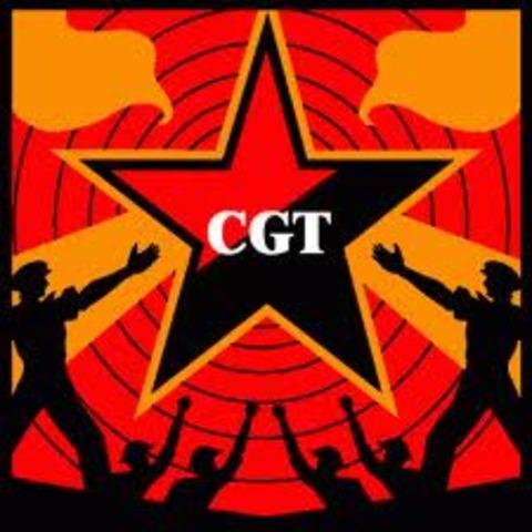 Confederación General de Trabajadores