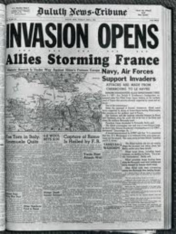 The Invasion!