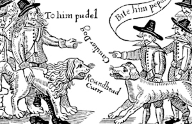 1642-1651 English Civil War