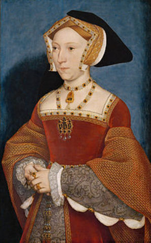 Marriage: Jane Seymour