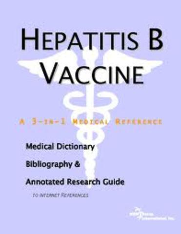 Vaccinefor Hepatitus B