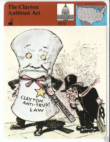 Clayton Act
