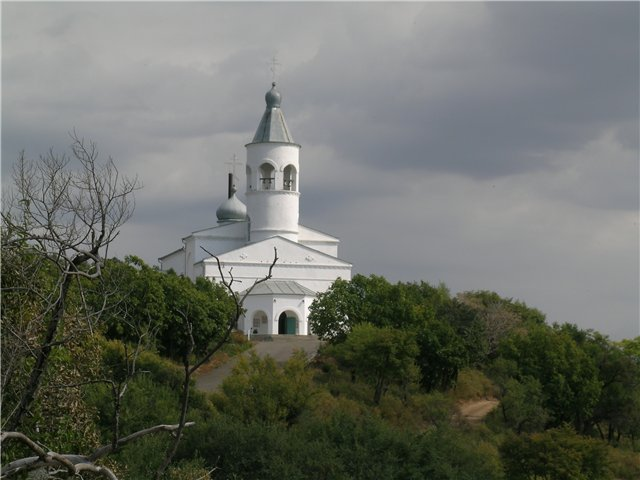 Начато строительство Храма Покрова Пресвятой Богородицы