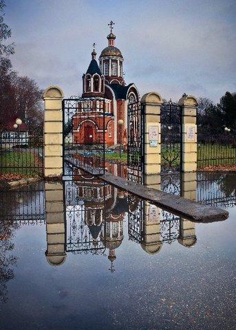 Открыта часовня Святителя Николая Чудотворца на привокзальной площади