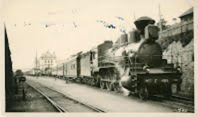 Начало работу паровозное депо на станции Ружино