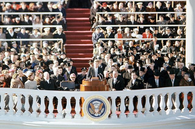 JFK elected President