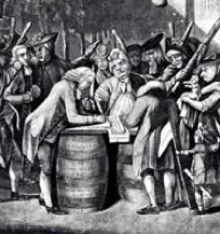 Boston merchants