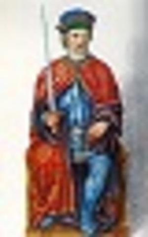 Enrique II de Catilla (1366-1379)
