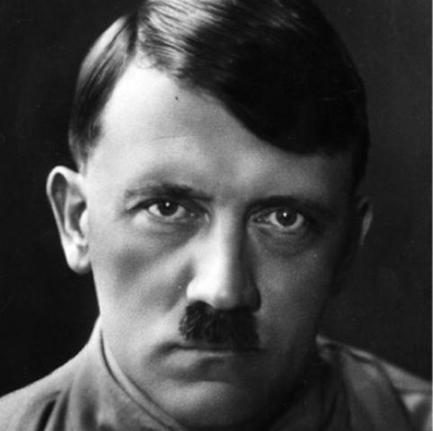 when hitler died