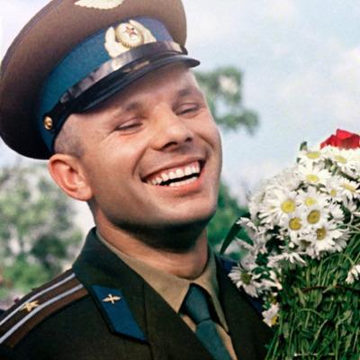 Становление Ю.Гагарина космонавтом timeline