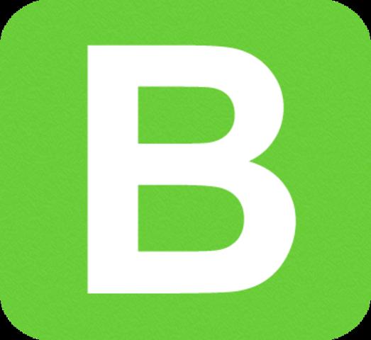 B programming language.