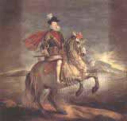 Felipe III (1598-1621)