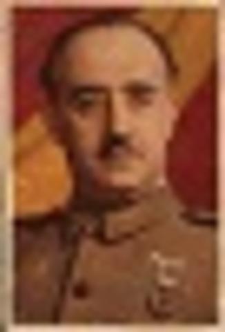 La Dictadura Franquista (1939-1975)