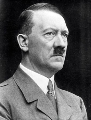 Adolf Hitler was appointed Chancellor of Germany.