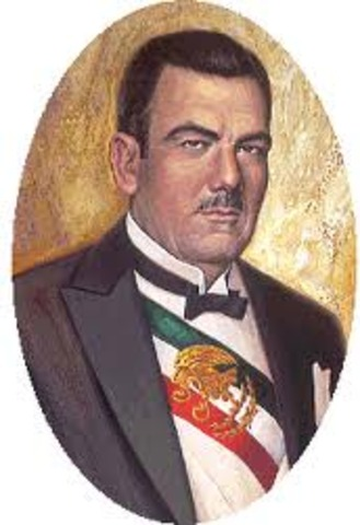 Presidencia de lutarco Elías Calles