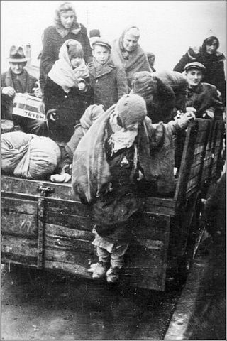 German authorities begin forced deportation of Jews from West Prussia, Poznan, Danzig, and Lodz to locations in the General Government (formerly Poland).