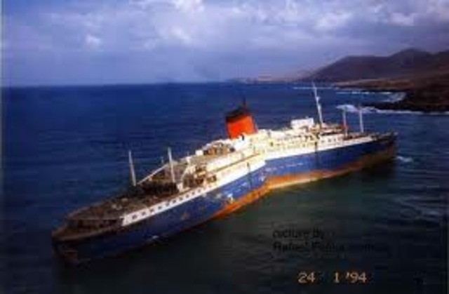 first ship-to-shore two way radio conversation