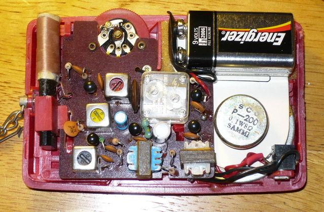 Superheterodyne Radio Circuit