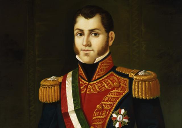 Agustin de Iturbide 1822-1823