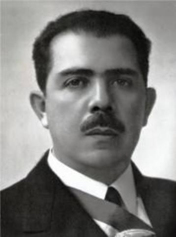 Lázaro Cárdenas como presidente