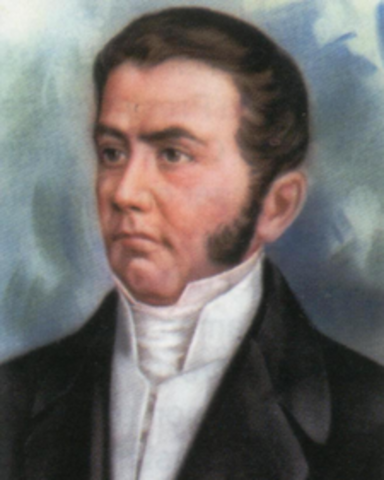Pedro Vélez 1829