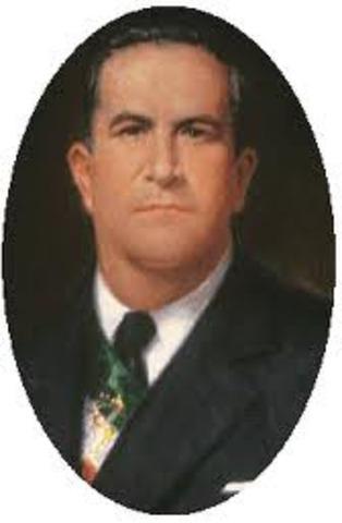 Manuel Ávila Camacho como presidente