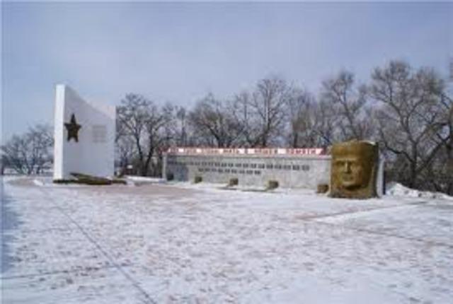 Открыт памятник Приморским воинам - интернационалистам, погибшим в Афганистане