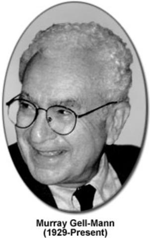 Murray Gell-Mann and George Zweig
