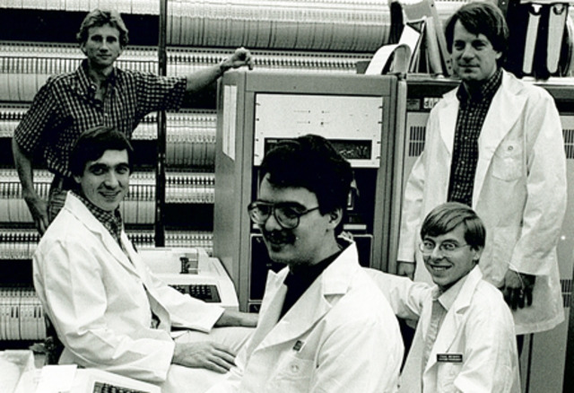 National Science Foundation created backbone called CSNET