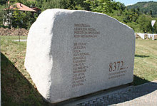 Genocide in Bosnia & Herzegovina