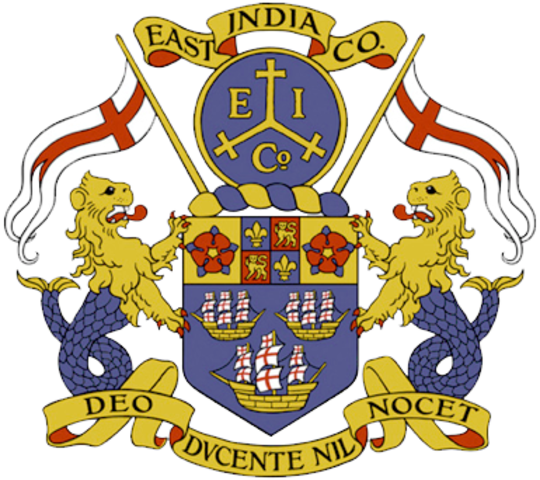English East India Company is founded