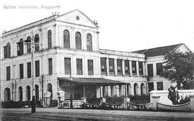Singapore Institution (Raffles Institution)