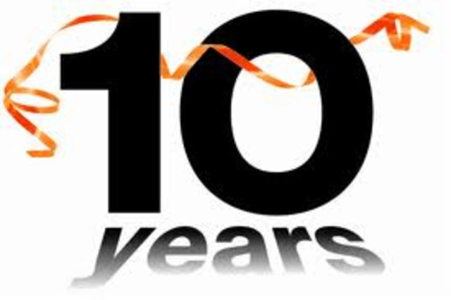 Ten Year Programme
