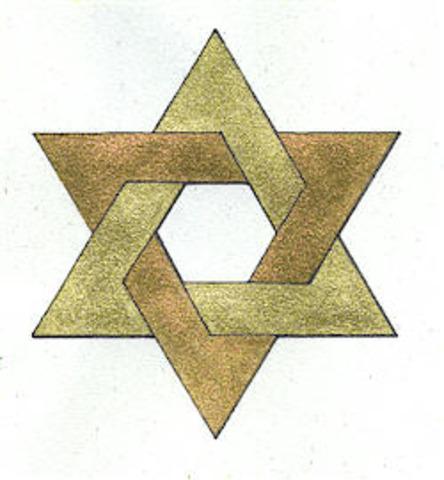 Jewish homes must display '' jewish star''