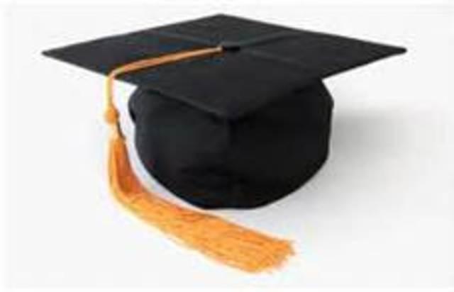 Jews were not aloud to graduate.