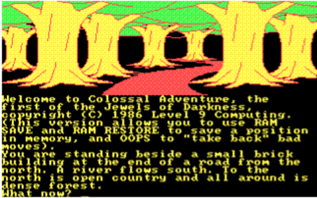Colossal Cave Adventure - Multiple