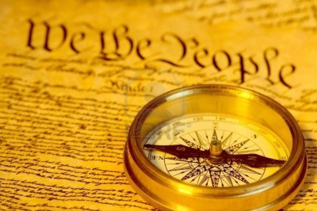The Founding Fathers Write the US Constitution