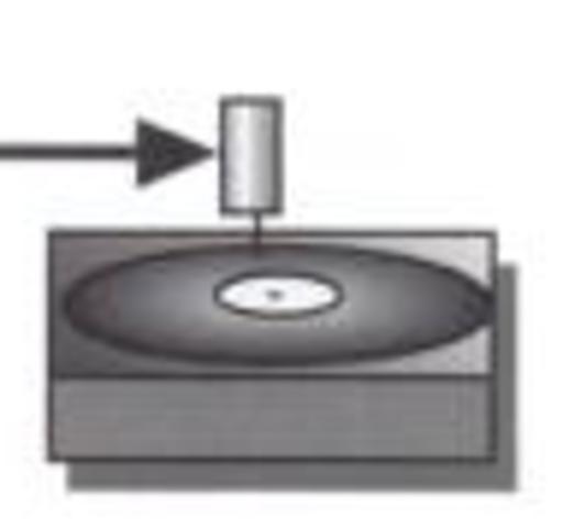 Diagram: Audio Setup through the 1940s