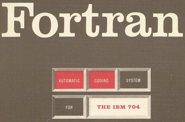 FORTRAN language