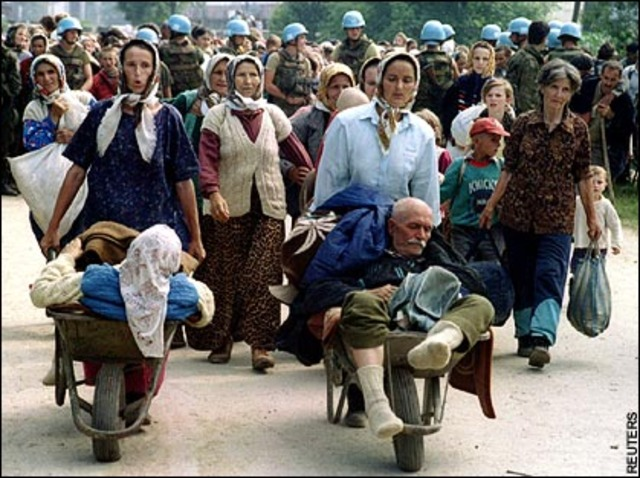 Gnocide in Bosnia and Herzegovina