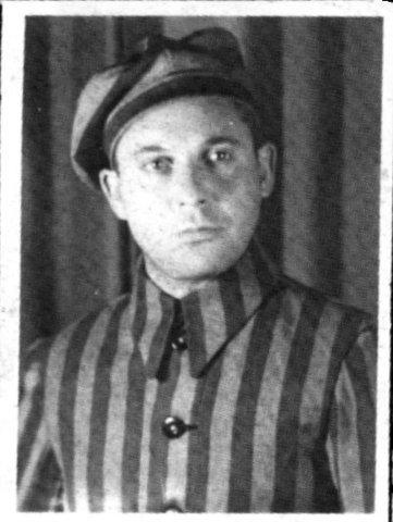 Vladek Spiegelman Born