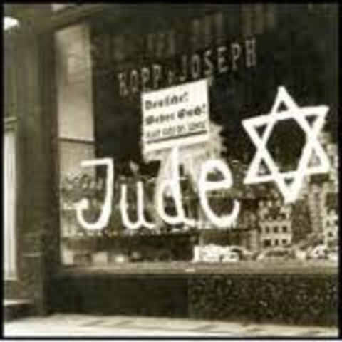 Nazis organize a nationwide boycott of Jewish-owned businesses in Germany.