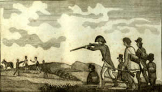 Reubin Field Killed a Indian