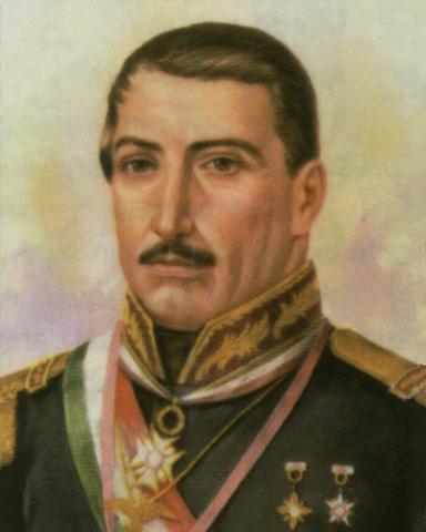 Valentín Canalizo 1843-1844
